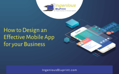 How to Design an Effective Mobile App for your Business